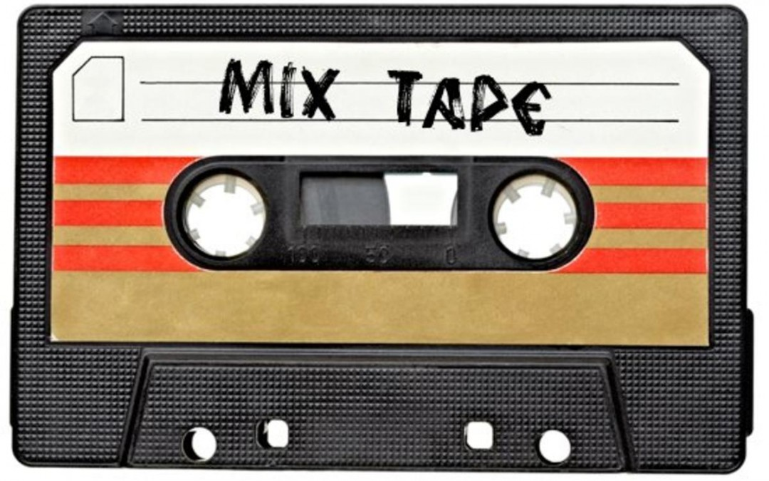Monthly Mixtape! January 2016: Of Rivers & Rising